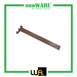 Caldo 106 Bracket for Wood Shelf (350mm)