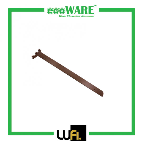 Caldo 107 Bracket for Wood Shelf (500mm)