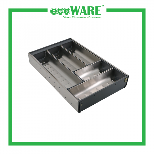 Stainless Steel Cutlery Tray(DC0650C)
