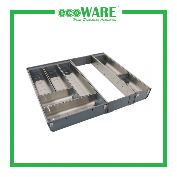 Stainless Steel Cutlery Tray(DC0650E)