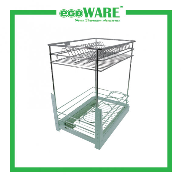 Multi-function Two Layer Pull Out Basket(PTJ-010F)