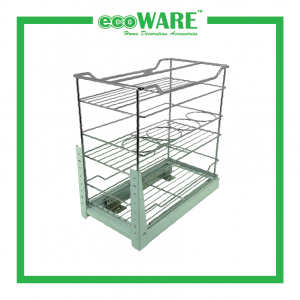 Multi-function Three Layer Pull Out Basket(PTJ-013)