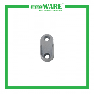 Oval Pipe Bracket for Pole System Use