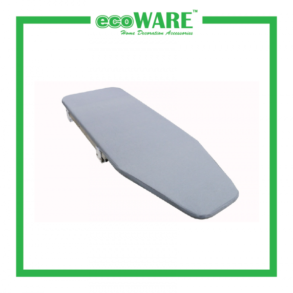 Rotating Ironing Board with Soft Closing Slide