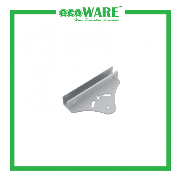 LK01A Bracket for Glass-Adjustable