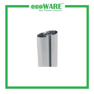 LK009 Aluminium Pole